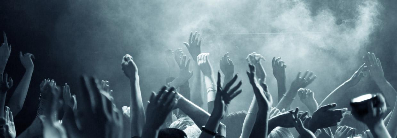 Concert Crowds