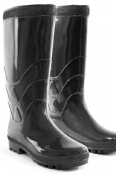 Mens Classic Black Welly