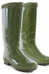 Mens Classic Green Wellington