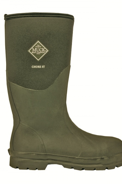MuckBoot Chore Steel Welly